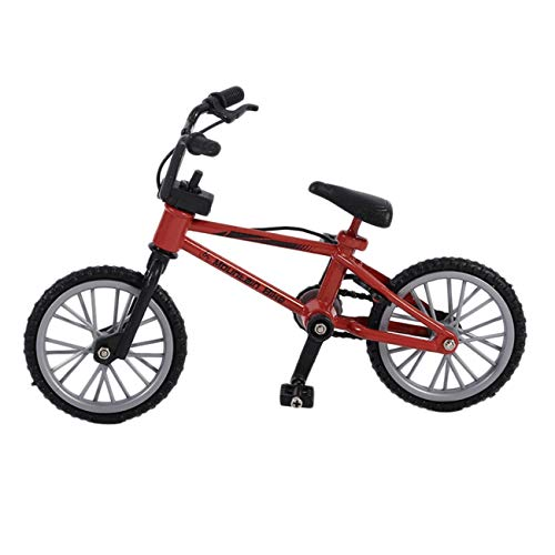 [해외]FayOK Mini Alloy Finger Bikes Functional Finger Mountain Bike BMX Fixed Bicycle Novelty Toys Game Compatible for Kids Boys Girls / FayOK Mini Alloy Finger Bikes Functional Finger Mountain Bike BMX Fixed Bicycle Novelty Toys Game Co...