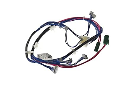 Amazon.com: Whirlpool 8183266 Wire Harness for Washing ... on cable harness, radio harness, engine harness, nakamichi harness, suspension harness, amp bypass harness, electrical harness, safety harness, oxygen sensor extension harness, battery harness, maxi-seal harness, dog harness, pet harness, obd0 to obd1 conversion harness, alpine stereo harness, fall protection harness, pony harness,
