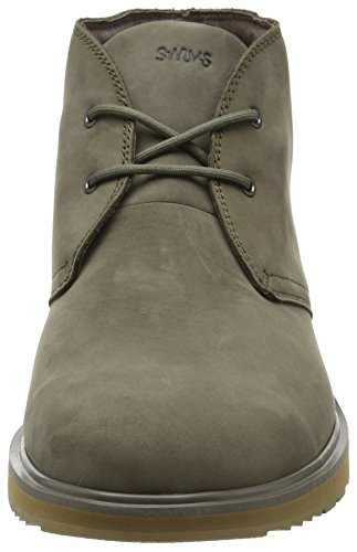 Swims Hombre Barry Chukka Botas Taupe / Biscuit