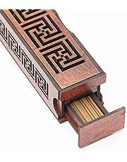 مبخرة خشبية مع عود من سماركو