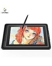 XP-PEN Tavoletta Grafica Monitor IPS HD Artist13.3 V2 con 6 Tasti Penna Senza Pila