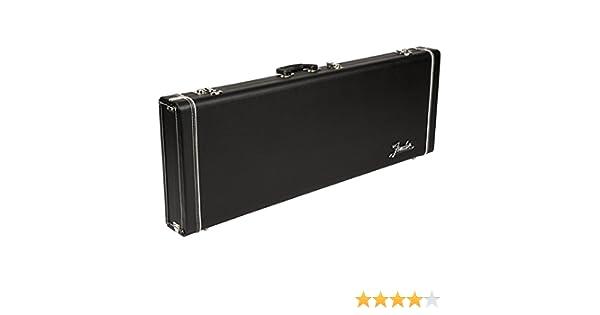 Fender Pro Serie Strat/Tele Black · Estuche guitarra eléctr.