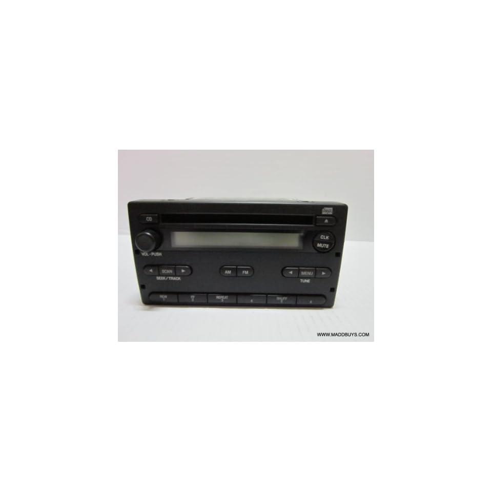 98 99 00 01 02 03 04 05 Ford Ranger Explorer Escape Cd Player Radio(