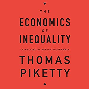 The Economics of Inequality Audiobook