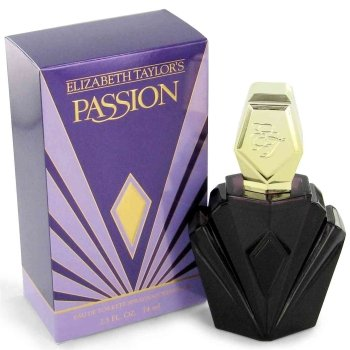 Elizabeth Taylor Passion Eau de Toilette Spray 2.5 Oz