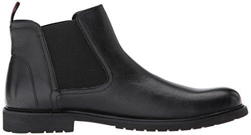 Zanzara Mens Callow Chelsea Boot Black 7JJf1