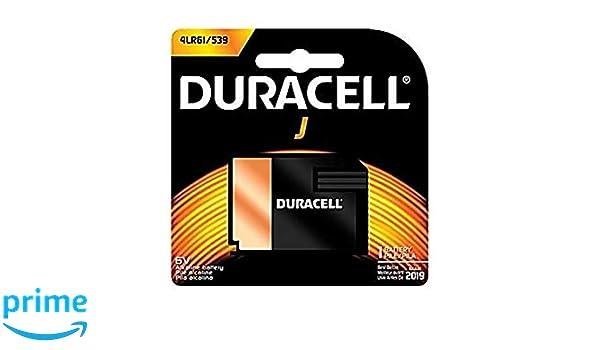 Alkaline 12V Size Pack of 6 Duracell PGD MN21BPK Coppertop Retail Battery