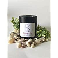 Handmade Soy Blend 6oz Rosewater & Musk Candle - Phthalate Free