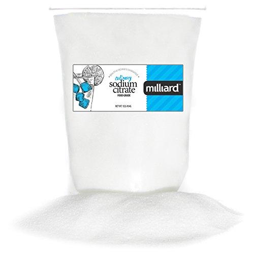 Milliard Sodium Citrate Gluten Free Spherification product image