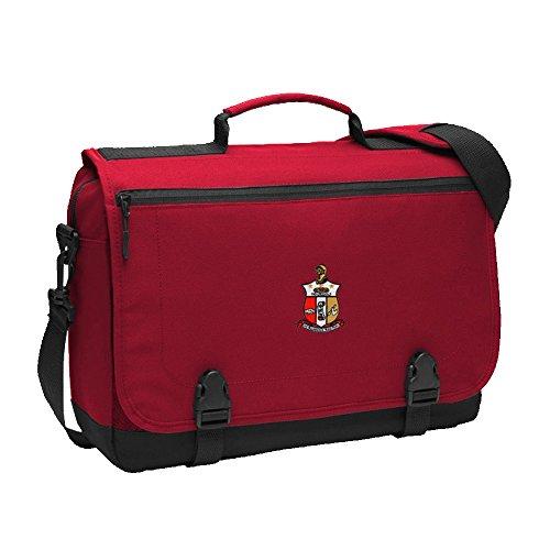 kappa-alpha-psi-messenger-briefcase-red