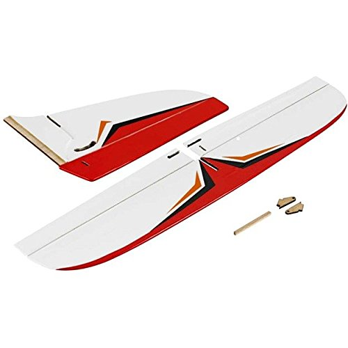 Great Planes Tail Surface Set Kunai EP ARF R/C Airplane (Arf Plane)