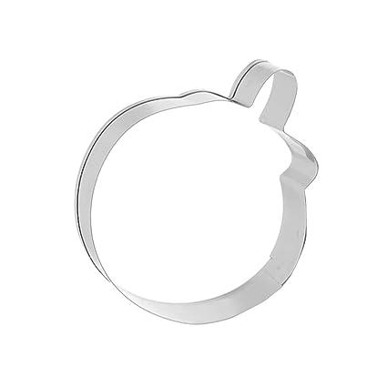 Amazon.com: Zerama - Molde para repostería, diseño de patata ...