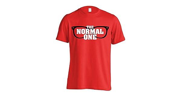 3181f7a13 Amazon.com : Gildan Jurgen Klopp The Normal One T-Shirt (Red) : Sports &  Outdoors