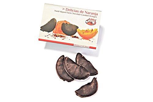 Candied Orange Peel Chocolate - 5