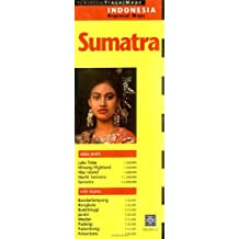 Sumatra Travel Map