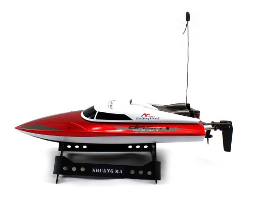 Double Horse K-Marine 7009 Electric RC Boat High Speed 15+ MPH 3CH RTR