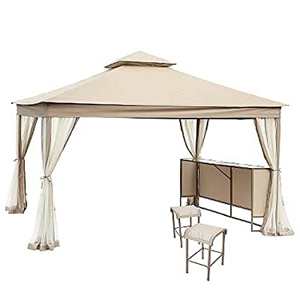 Sears Laurel Park 10 x 12 Replacement Canopy  sc 1 st  Amazon.com & Amazon.com : Sears Laurel Park 10 x 12 Replacement Canopy ...