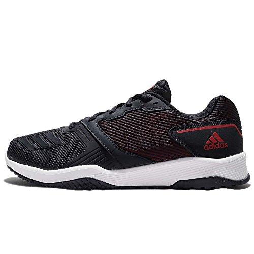 adidas Men's Gym Warrior 2 M, BLUE/RED, 10 M US