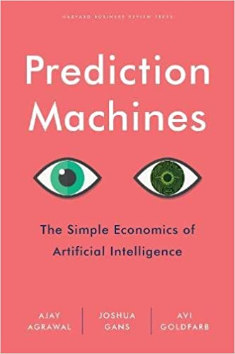 Image result for prediction machines authors