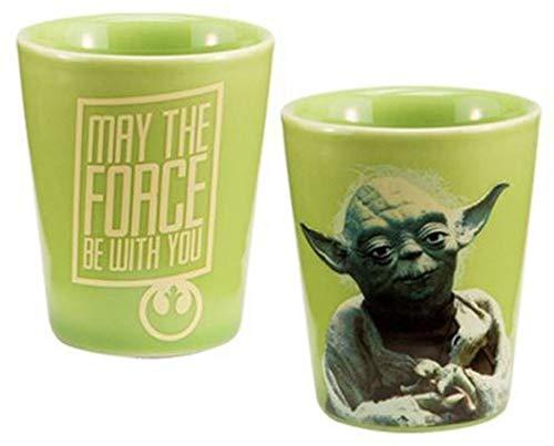 Yoda Ceramic (Star Wars Yoda Ceramic Shot Glass)
