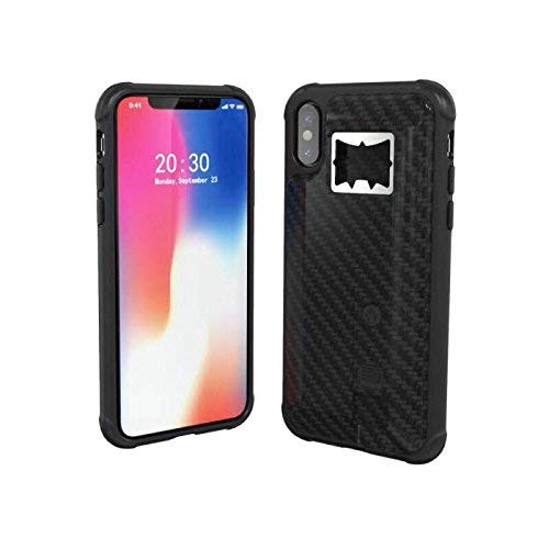 best service 255c5 82ec7 YaMeiDa Phone Case with Cigarette Lighter and Beer Bottle Opener for iPhone  Xs MAX Cell Phone Skins Protective Cover Durable Shockproof Heavy Duty ...