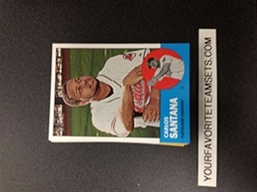 2012 Topps Heritage Football - 2012 Topps Heritage Cleveland INDIANS Base Team Set 16 Cards MINT