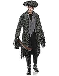 Lost Soul Adult Zombie Pirate Buccaneer Halloween Costume