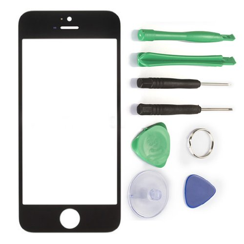 Outer Front Screen Glass iPhone product image