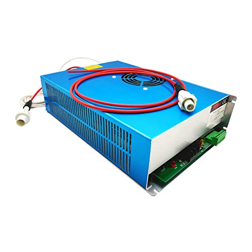 Power supply for RECI CO2 Laser Tube 80W -90W Z2 W2S2 DY10 110V (Source Co2 Air)