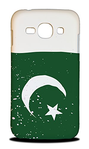 Foxercase Designs Pakistan Country Flag Hard Back Case Cover For Samsung Galaxy Ace 3