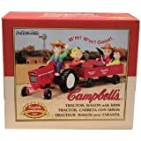 Tractor, Wagon with Kids Campbell's