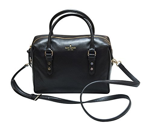 Kate Spade New York Julianne Mulberry Street Leather Satchel by Kate Spade New York