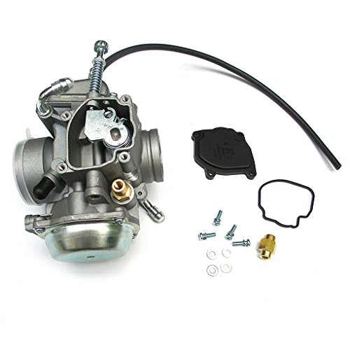 (Carburetor for POLARIS TRAIL BOSS 330 ATV QUAD Carb 2003-2012 Carbon Engine Car Replacement Kit)