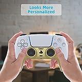 NexiGo PS5 Controller Faceplate, Replacement Shell