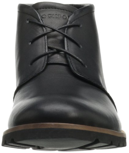 Charson Lace Chukka up Boot Rockport Men's Black OBx05Wq