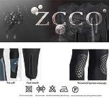 ZCCO Wetsuits Men's 5mm Premium Neoprene Front Zip