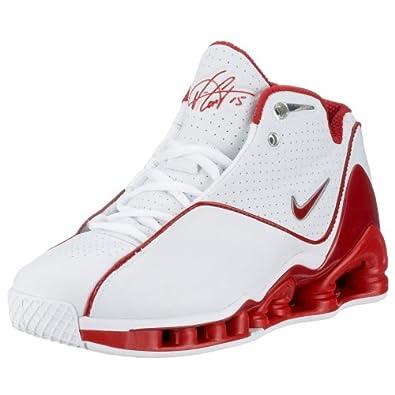 Nike Boys' Nike Shox VC II (GS) White 305080-161 5.5 UK