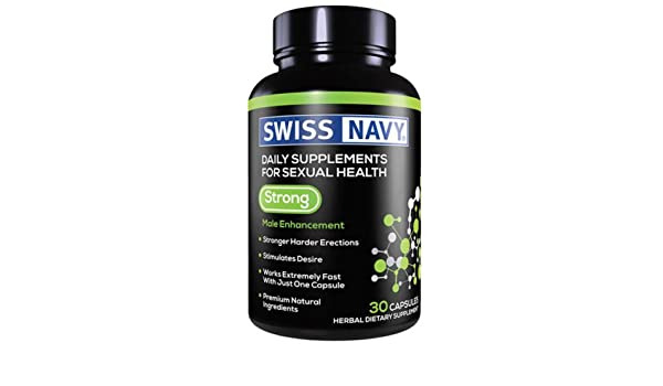Amazon.com: MENS SEXUAL HEALTH Daily Vitamins, Vitaminas de Hombre Salud Sexual (pack of 3): Health & Personal Care