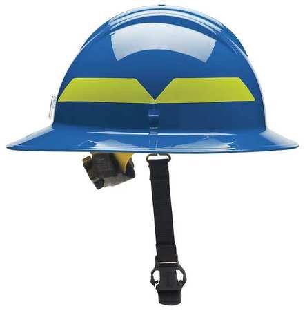 Fire Helmet, Blue, ()