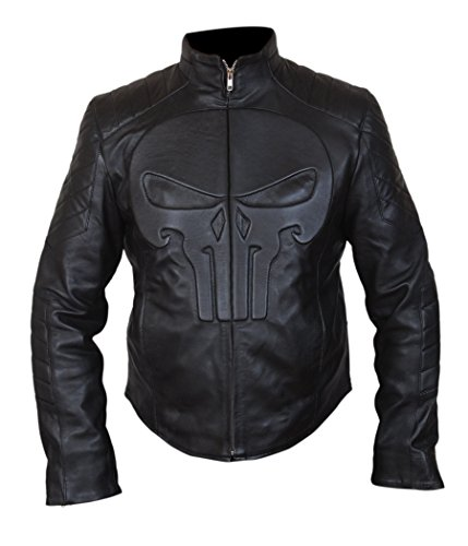 Punisher Motorcycle Jacket - 9