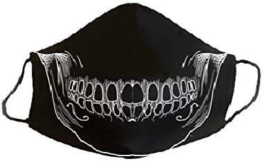 masque tête de mort 11