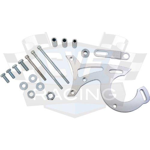 Ford 351w Billet (Billet Aluminum Power Steering Bracket, Ford 351W, 5.8)