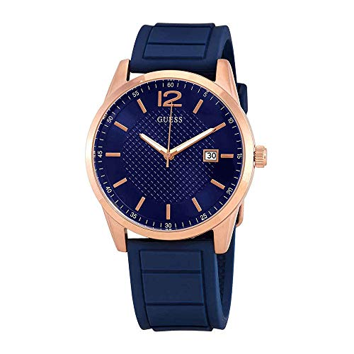 Guess Perry Blue Dial Analog Men's Watch ()