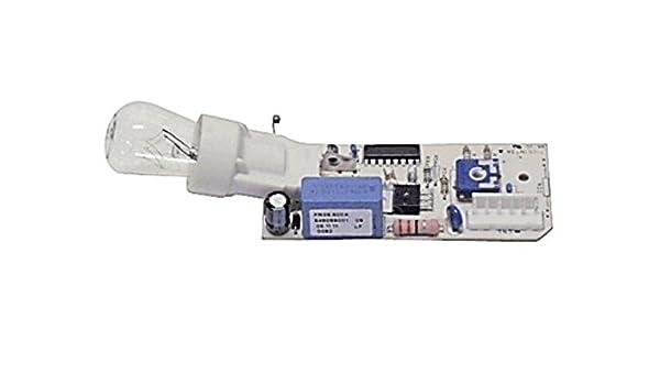 Módulo electrónico Newpool POLAR167E FDP36A2H SI190R 546089000 ...