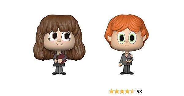 Funko Vynl Pack 2 Figuras Hermione Granger & Ron Weasley - Harry Potter