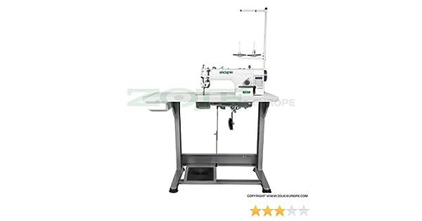 Zoje – Máquina de coser industrial automática, para tejidos muy ...