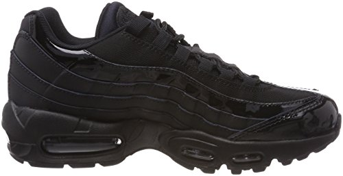 010 Max Scarpe Air Black 95 Running Donna Black Wmns NIKE Nero Black f7EqP7