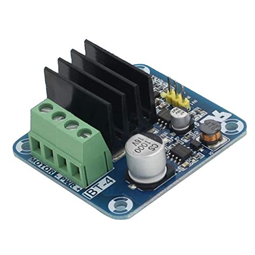 (LOVIVER IBT-4 Mosfet High Current H Bridge Driver,Motor Driver Module (5-15V/50A))