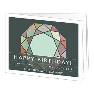 Amazon Gift Card - Print - Birthday Birthstone: October (Opal) (B00N594NTM) | Amazon price tracker / tracking, Amazon price history charts, Amazon price watches, Amazon price drop alerts