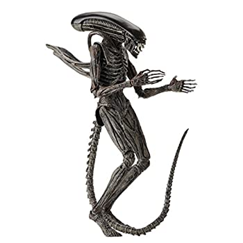 "NECA Alien: Covenant - 7"" Scale Action Figure - Xenomorph Action Figure"